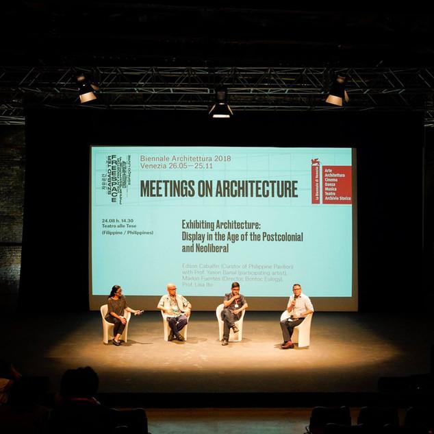 Philippine Arts in Venice Biennale (11-26-18)