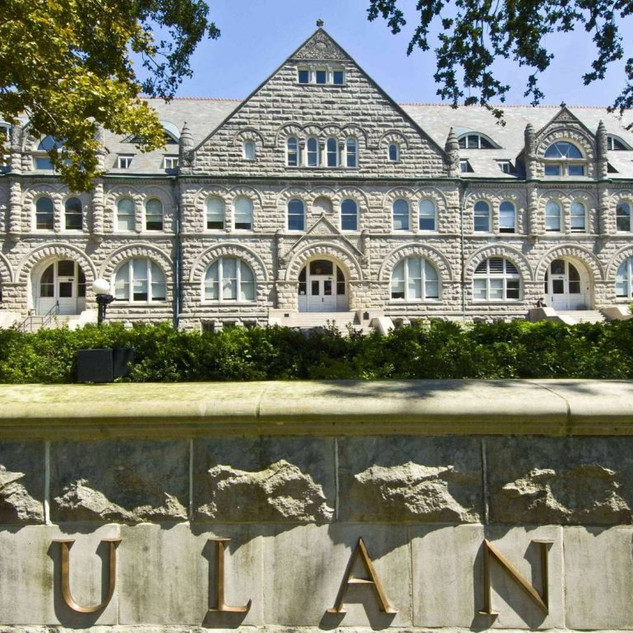 Tulane School of Architecture (07-06-20)
