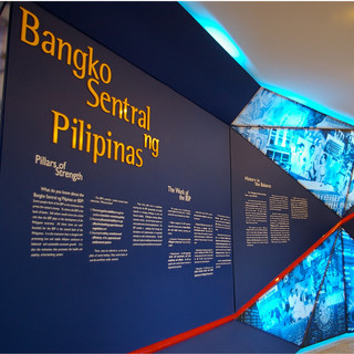 Central Bank of the Philippines Exhibition