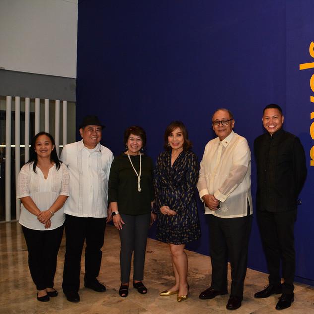 Message of Senator Legarda during the homecoming exhibition (07-02-19)