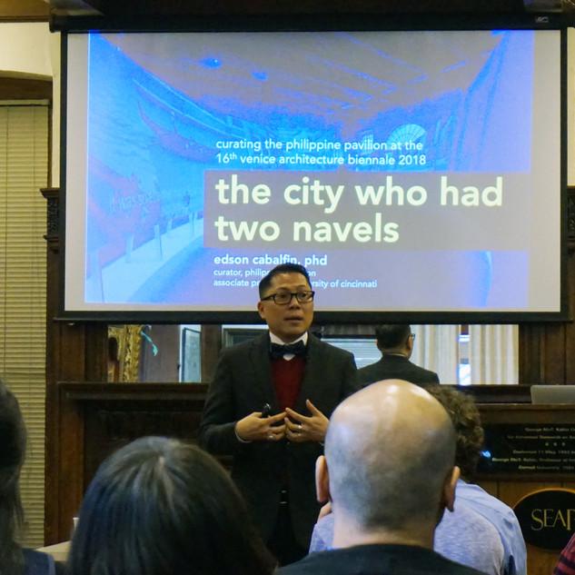 Cornell Southeast Asia Program Gatty Lecture Series Podcast (03-12-20)
