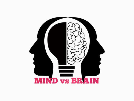 MIND vs. BRAIN EXPLAINED...