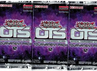 Yu-Gi-Oh OTS Tournament Pack Event