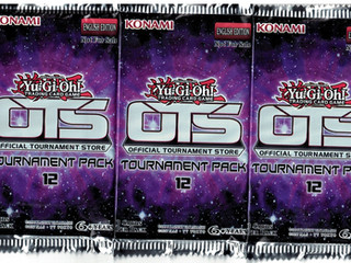 Yu-Gi-Oh OTS Tournament Pack Event
