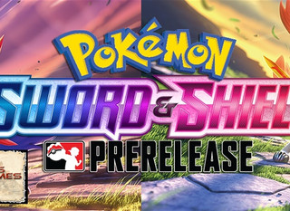 Pokemon Sword & Shield Prerelease (Afternoon)