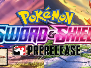 Pokemon Sword & Shield Prerelease