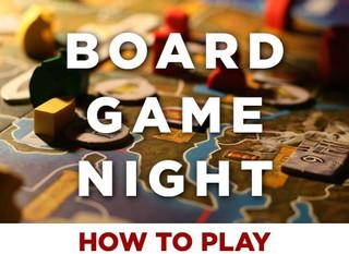 Meetup: Board Game