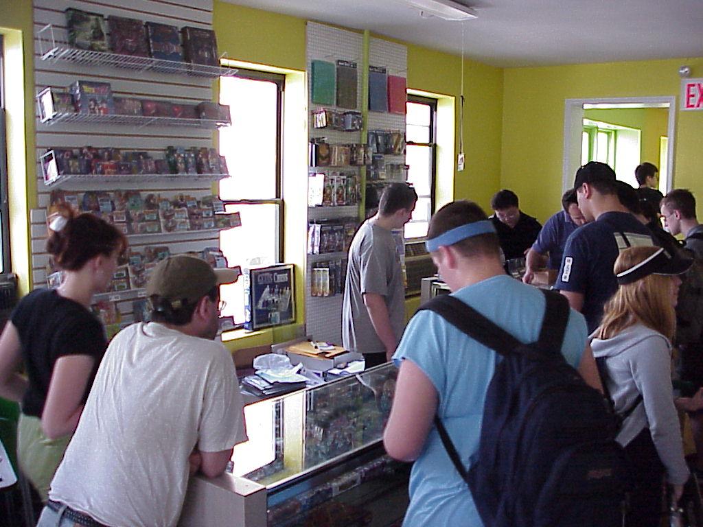 Original store location: 2002
