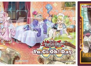 Yu-Gi-Oh! Day - Mystic Fighters Edition