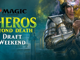 MTG Theros Beyond Death Release Booster Draft ***Early Bird***