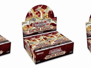 Yu-Gi-Oh Ignition Assault Three Box Tournament