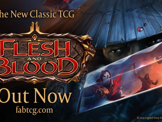 Flesh & Blood Pre-Calling Event - Sealed Deck