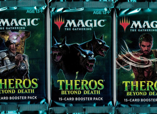 MTG Theros Beyond Death Booster Draft