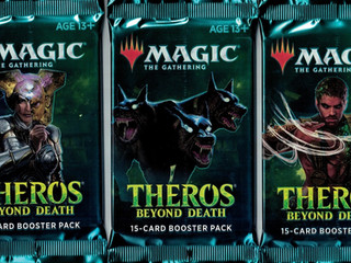 MTG Theros Beyond Death Booster Draft - Promo Pack On Entry!