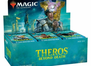 MTG: Super Sealed Box (Theros Beyond Death)