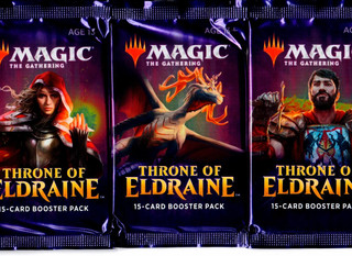 MTG FNM Throne of Eldraine Booster Draft