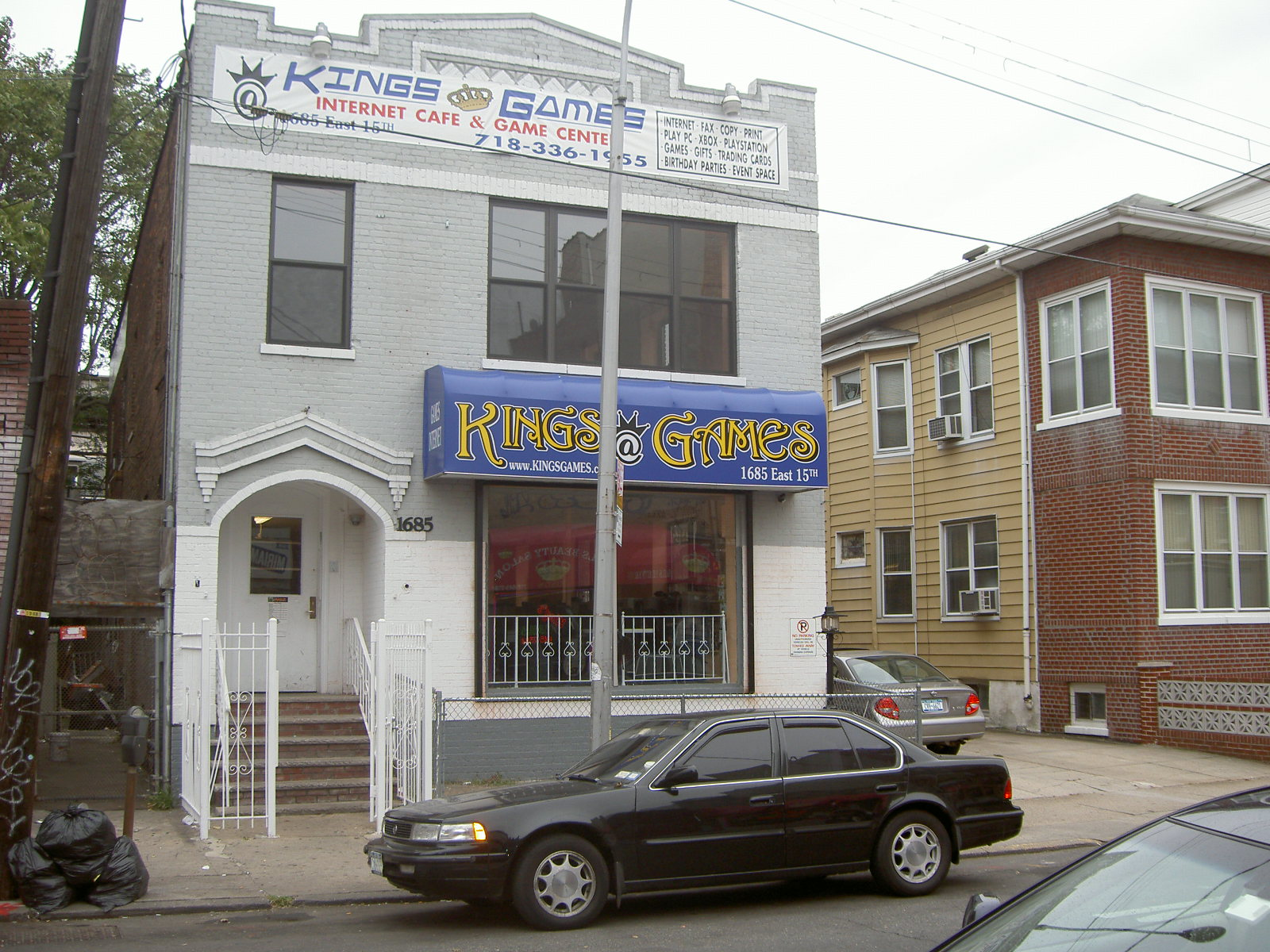 Kings Games Storefront