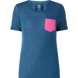 T-Shirt Merino Tejon P W