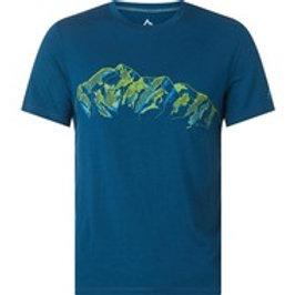 T-Shirt Merino Tejon M