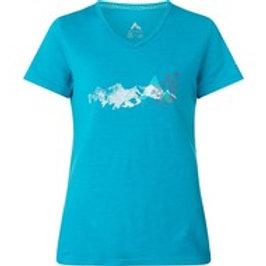 Merino T-Shirt Tejon W