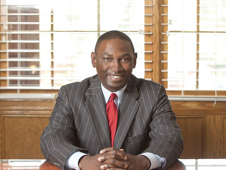 Stanley L. Myers named first African-American Military Judge in South Carolina history