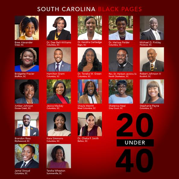 Top 20 Under 40 2020