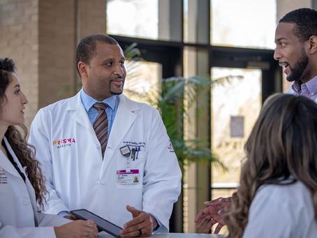 BlueCross BlueShield of South Carolina Foundation awards 10-year grant to assist minority students