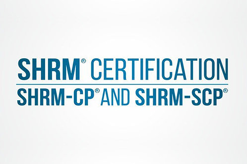 SHRM Certification Prep Program (SCP/CP)