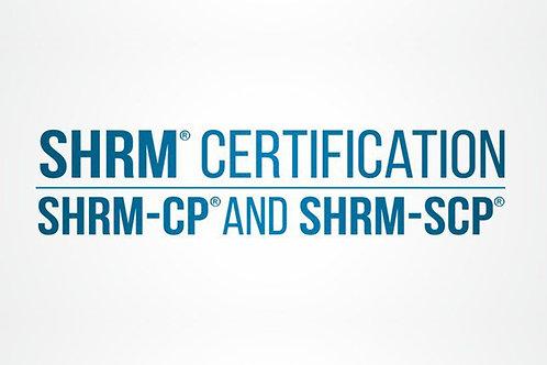 SHRM Certification Prep Program (SCP/CP)