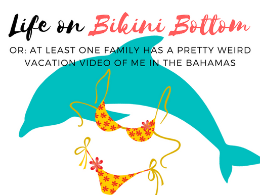 at least one family has a pretty weird vacation video fo me in the bahamas