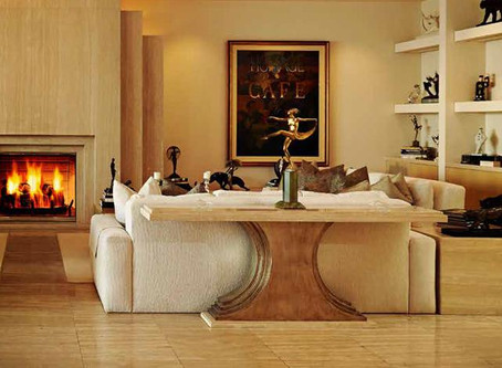 ANTIQUES AND INTERIOR DESIGN – TOP TIPS