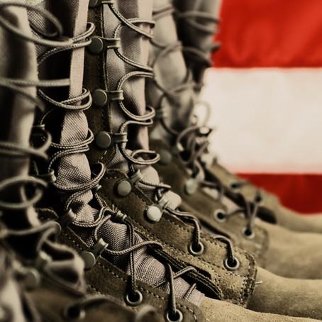 #MilitaryLivesMatter