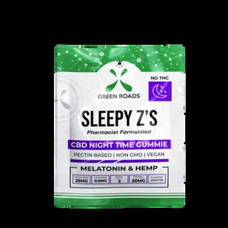 Green Roads Sleep Zs Gummies