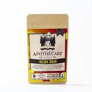APOTHECARY BROTHERS TEA | GOLDEN DREAM
