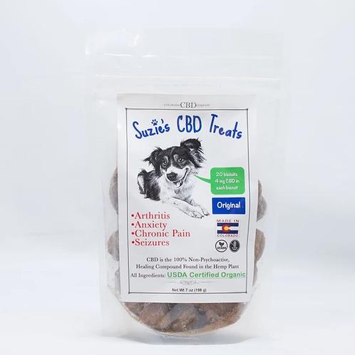 SUZIES PET TREATS sample