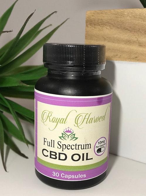 300 mg Full Spectrum Capsules