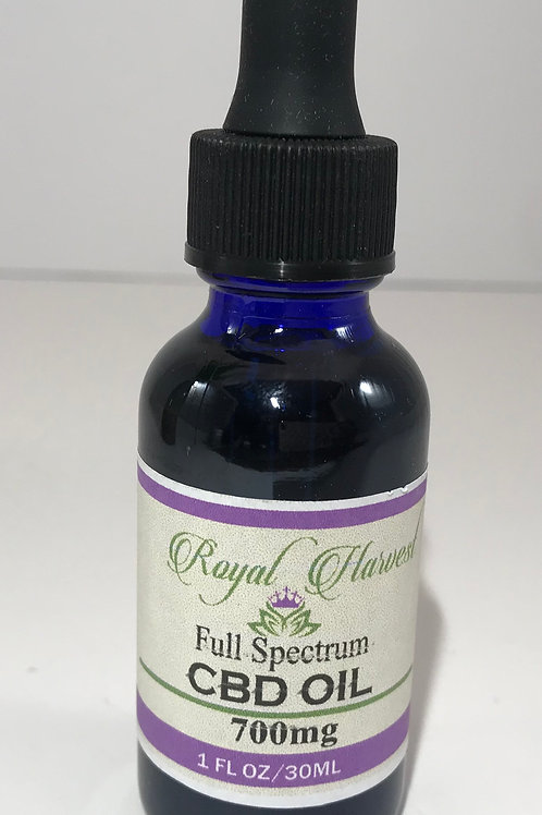 700 mg Full Spectrum CBD Oil