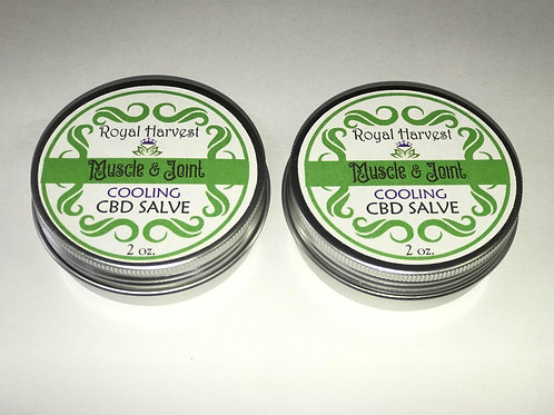 Muscle & Joint Cooling Salve