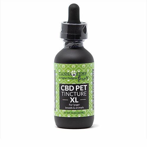 Canna Hemp Pet XL Tincture-60ml