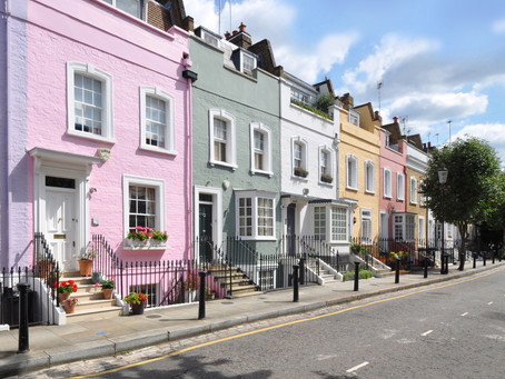 Five tips for investing in buy-to-let.