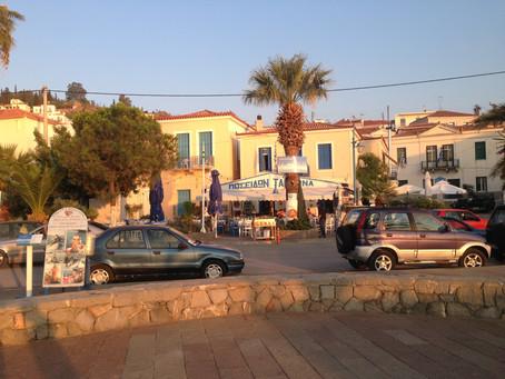 Poseidon Taverna, Poros Greece - best occy by far