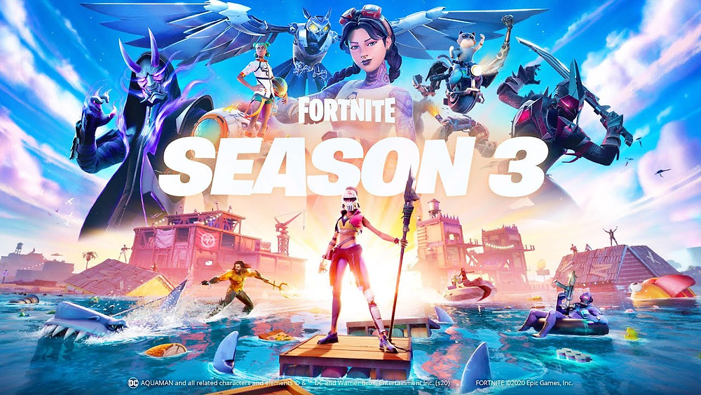fortnite season 3 socially gaming