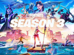 Splash Into Chapter 2: Season 3 Of Fortnite