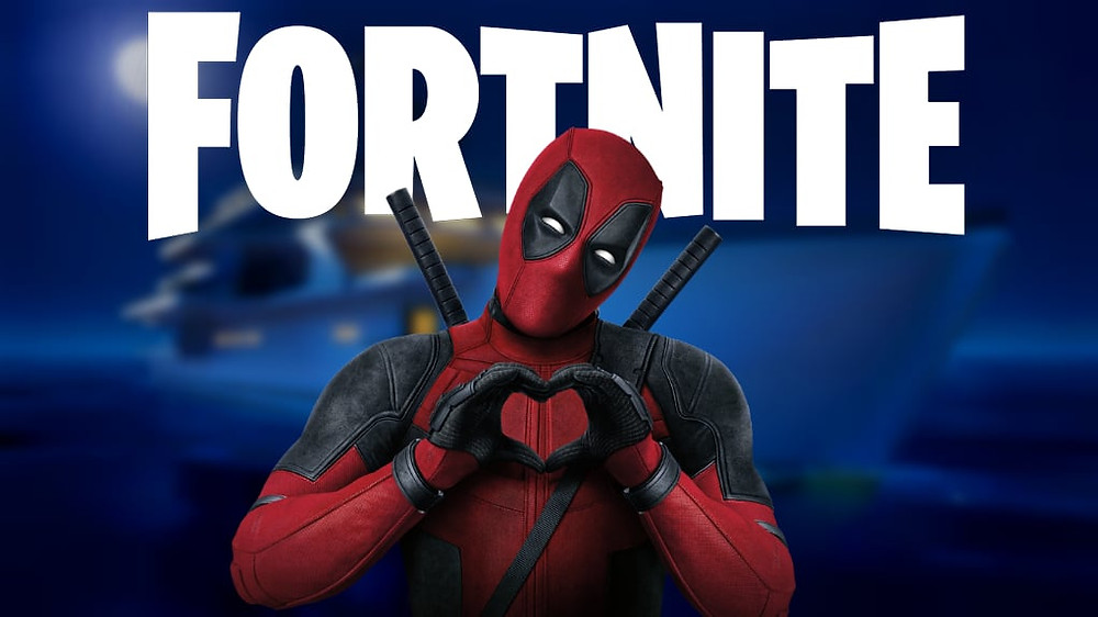 fortnite deadpool socially gaming