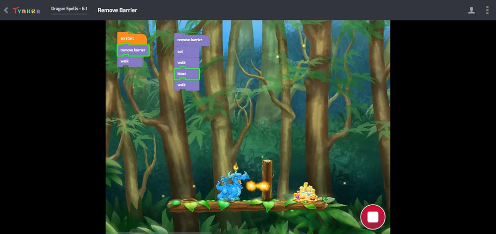 тинкер алгоритмика для детей онлайн обучение программированию для школьников