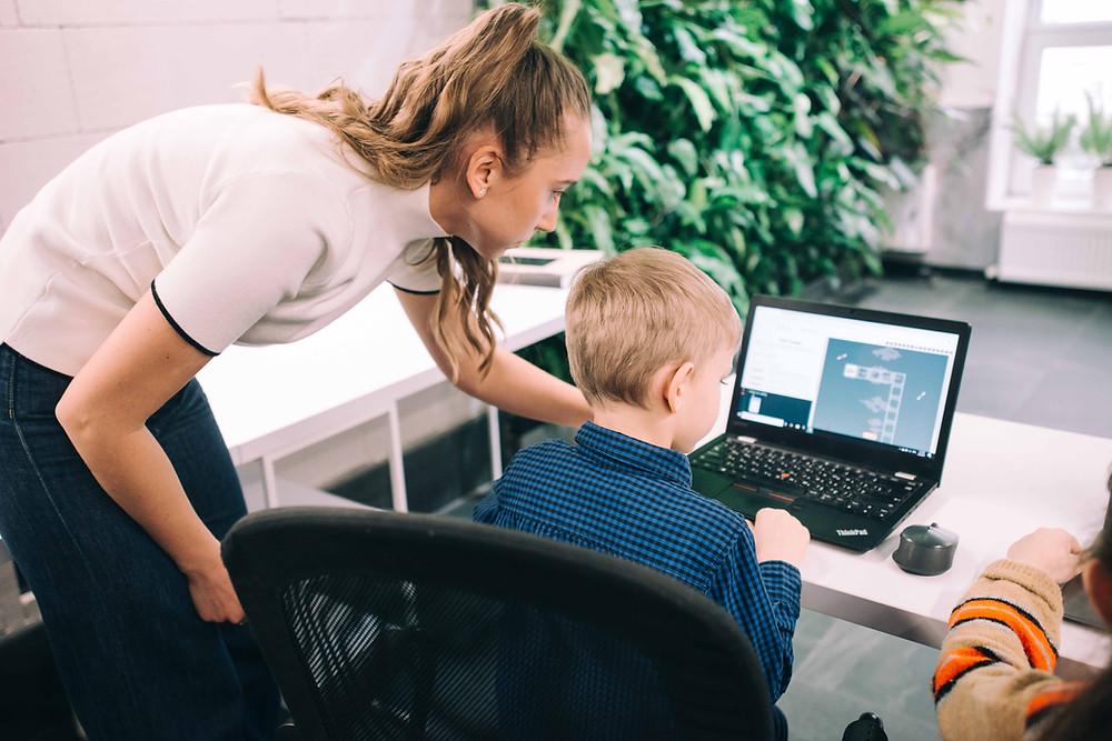 компьютерные курсы для детей, компьютерная школа