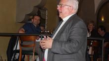Spannendes Meeting mit Bischof Markus Büchel