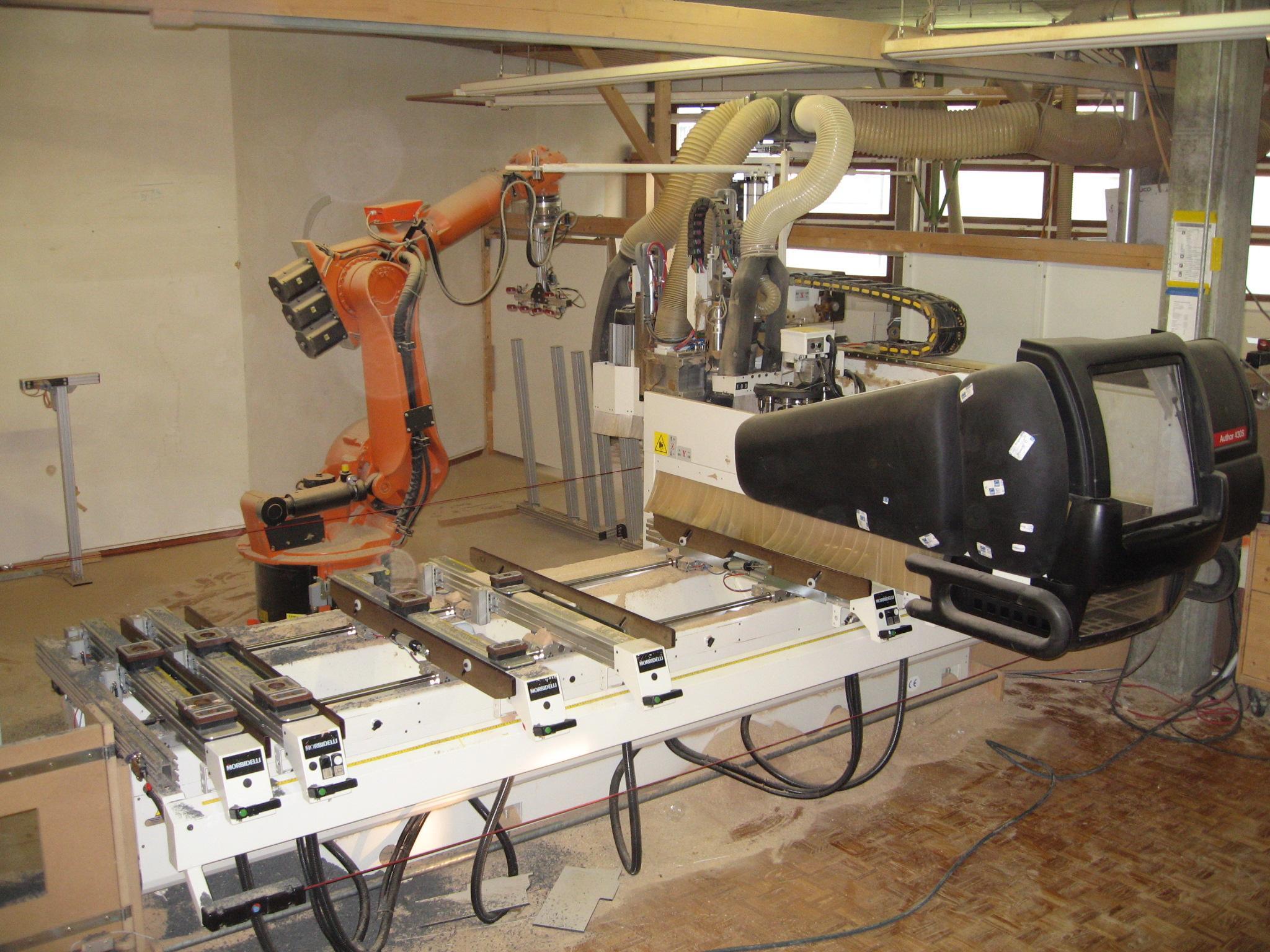 CNC-Robotersituation 001