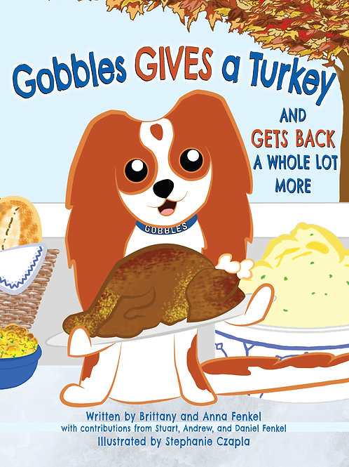 Gobbles Gives a Turkey