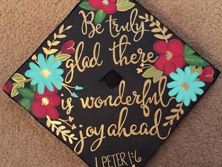 5 Creative Graduation Cap Designs